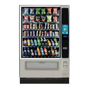 Snack vending machine - Crane Merchant Media 6 from Care Vending