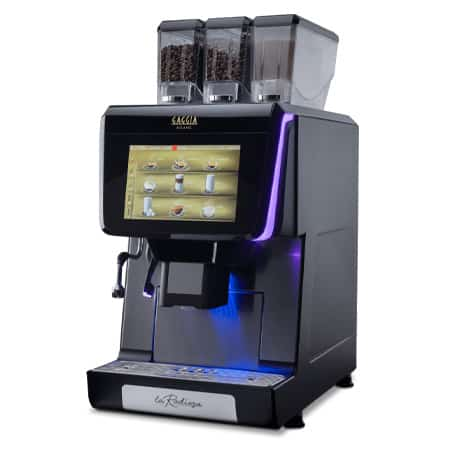 Gaggia La Radiosa coffee machine at Care Vending