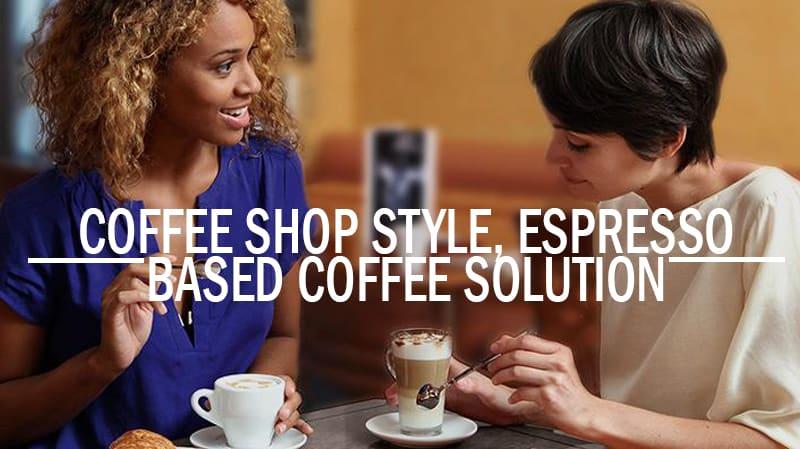 Care Vending Espresso coffee machine solutions