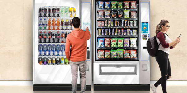 Contactless, Distance Selection and SafeTouch Vending Solutions