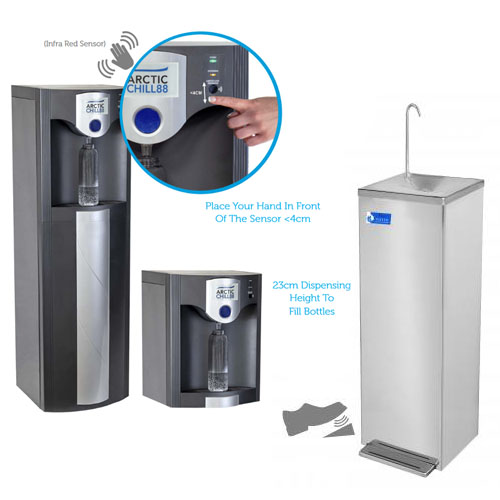 ccontactless water dispensers