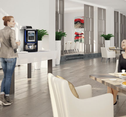 contactless vending solutions